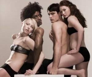история возникновения группового секса